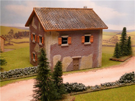 Italeri country house